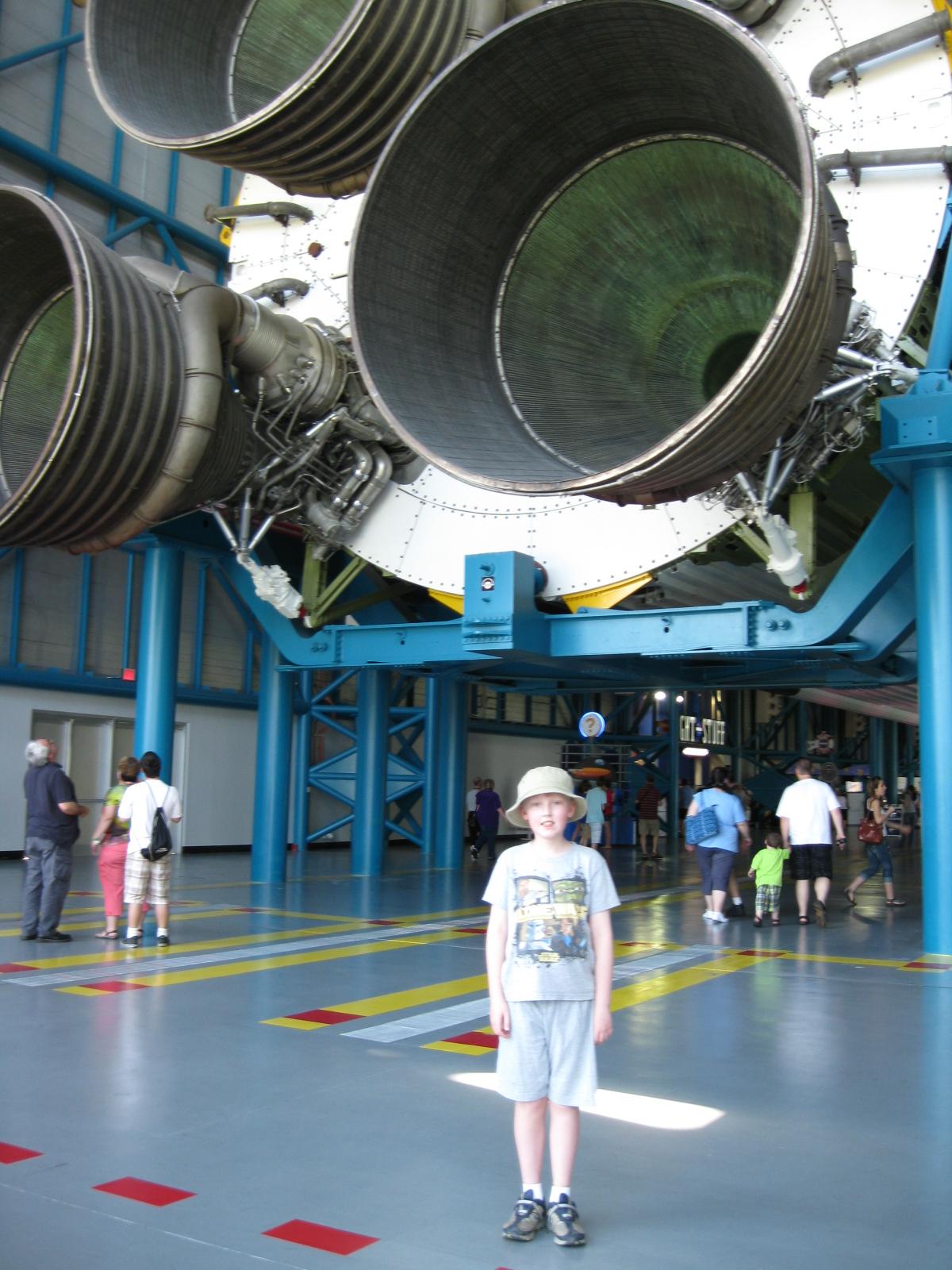 Kennedy Space Center | threerobertshomeschool